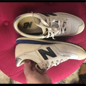 New Balance x Jcrew 620 Sneakers